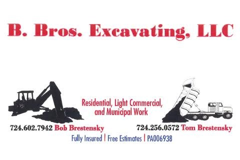 B. Bros. Excavating, LLC
