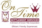 On Time Settlement Services - A Division of Crown Title Corporation